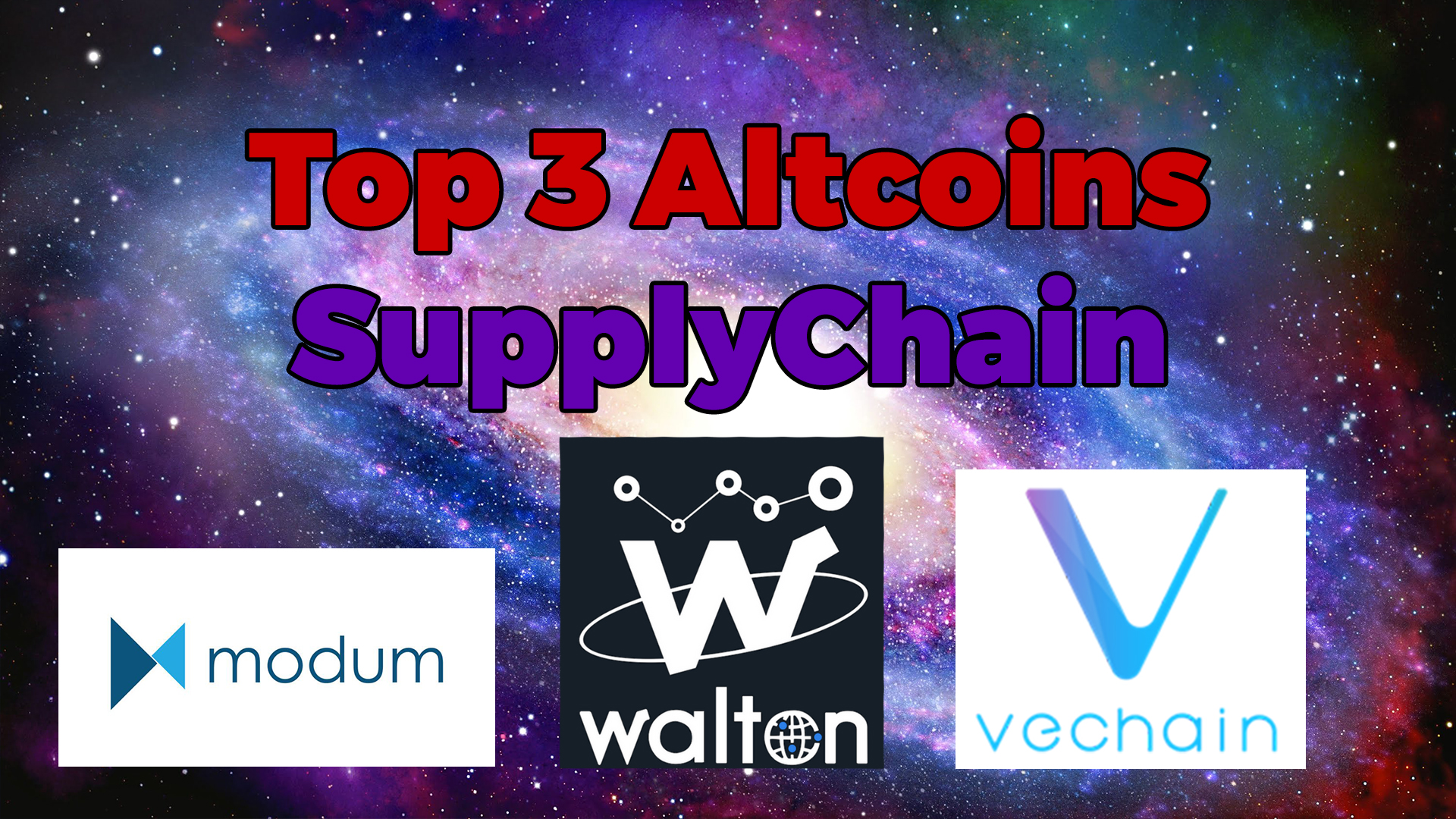 top altcoins supplychain
