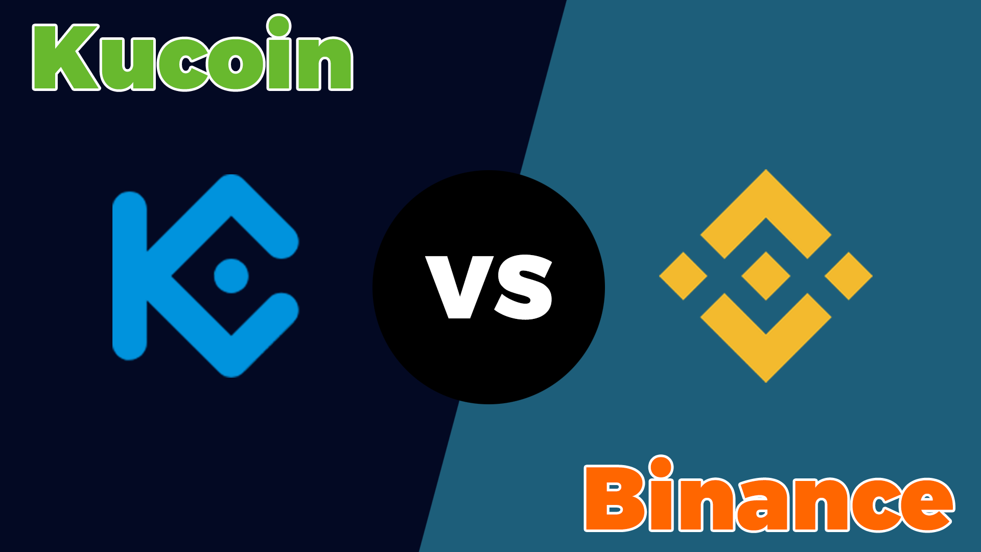 kucoin vs binance - is kucoin better than binance