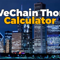 Vechain gas calculator